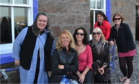 Iona Painting Trip