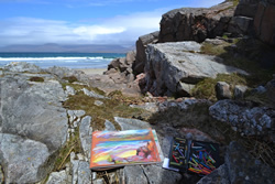 Sketching in Harris May 2015