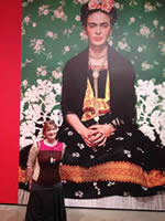 Frida Kalo Exhibition
